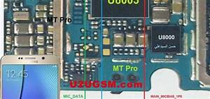 Mic Problem Solution Jumper Ways Fix Repairing Diagram