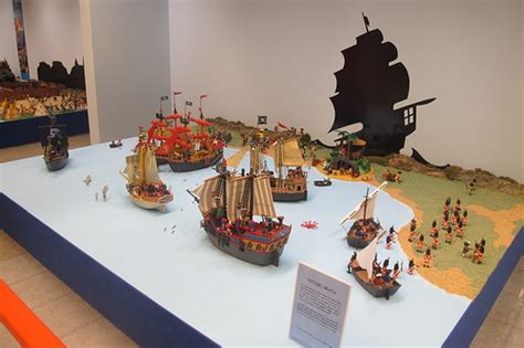 Barco Pirata Playmobil El Corte Ingles by Barco Pirata De Playmobil Flickr Photo Sharing
