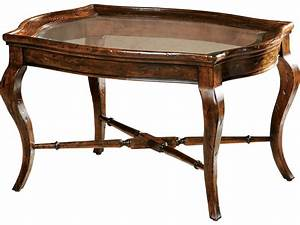 Hekman rue de bac 36 x 24 oval coffee table for 24 x 24 coffee table
