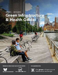 Green Infrastructure And Health Guide