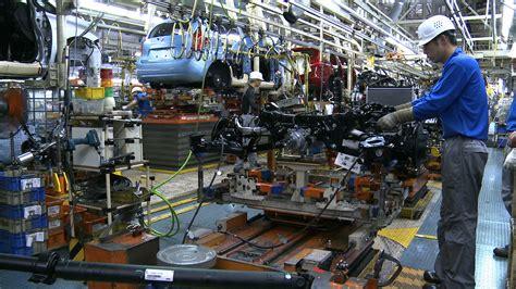 nissan kyushu  factory life
