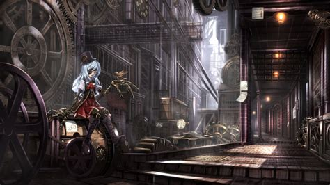 Anime Wallpaper Steam - anime anime steunk wallpapers hd desktop and