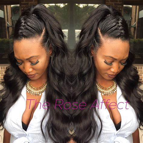 Half Weave Sew In Hairstyles by 20 Braids Ideas To Disclose Your