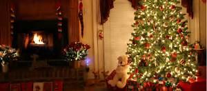 Geschmückte Weihnachtsbäume Christbaum Dekorieren : vom holzklotz zur tanne ~ Markanthonyermac.com Haus und Dekorationen