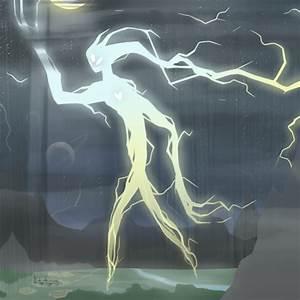 Elemental Titans - Lightning by blinkpen on DeviantArt