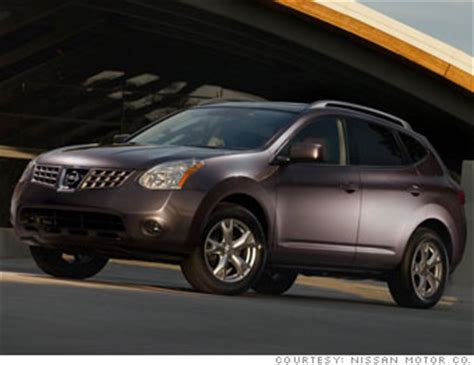 green machines midsize suv nissan rogue