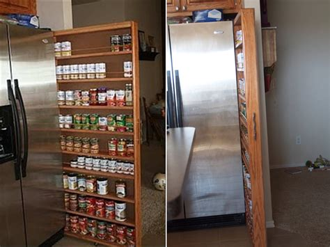 How To Make Narrow Kitchen Cabinet  Diy & Crafts  Handimania