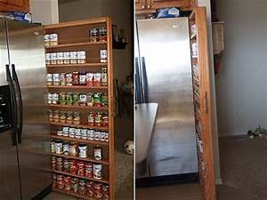 How to make narrow kitchen cabinet diy crafts handimania for Narrow cabinet for kitchen