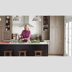 Video Ask Martha What Are Purestyle Cabinets?  Martha