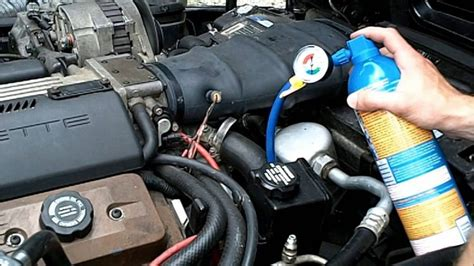 Car Ac(air Conditioner) Refill