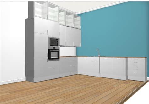 mur cuisine bleu cuisine mur bleu appart layla30 photos doctissimo
