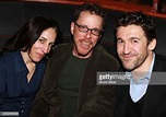 Film Editor Tricia Cooke, husband Playwright Ethan Coen ...