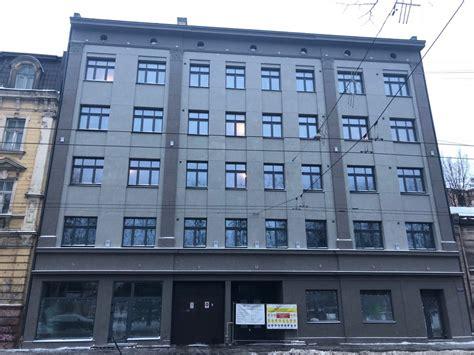 Daudzdzīvokļu ēkas fasādes vienkāršotā atjaunošana A.Čaka ...