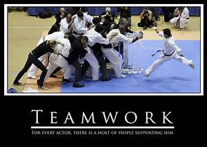 Funny Motivational Teamwork Quotes. QuotesGram