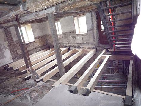 Altes Gesicht Bewahren Daemmung Historischer Fassaden by Alte Betontreppe Sanieren Steintreppe Renovieren Holz