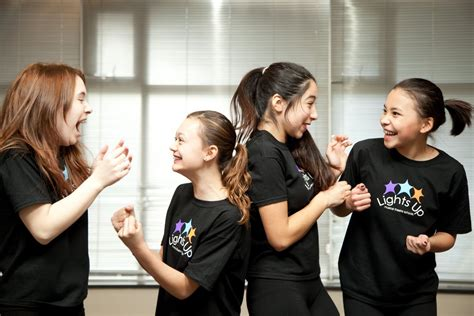 Danceworks performing arts is the school's main facility offering dance classes from toddler to professional. Lights Up Musical Theatre Schools