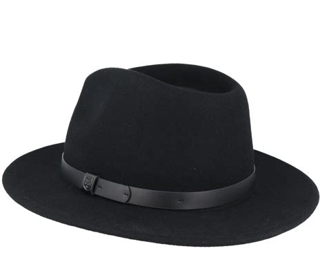Messer Black Fedora