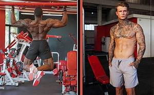 Coofandy Men U0026 39 S 2 Pack Gym Workout Shorts Quick Dry Bodybuilding Weightlifting Pants Training