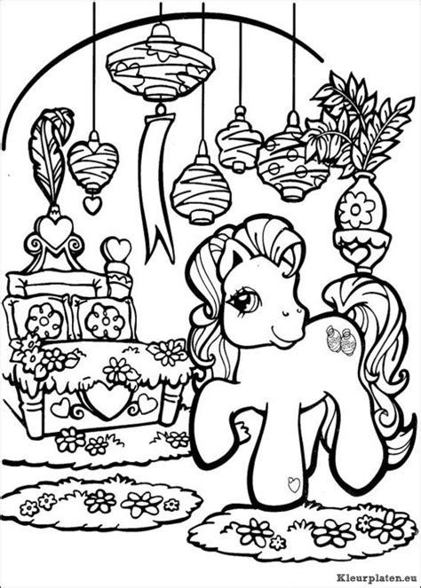 Kleurplaat My Pony Hartje by My Pony Kleurplaten Kleurplaten Eu