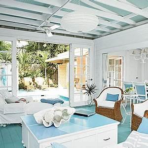 Key West Cottage Living & Decorating - Coastal Decor Ideas