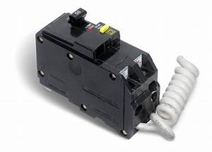 Double Pole 50 Amp Qo Gfi Circuit Breaker Qo250gficp