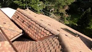 Rehausse Velux Toit Faible Pente : toiture couverture de toits en pente couvreur neuveville bienne neuch tel diesse ~ Nature-et-papiers.com Idées de Décoration