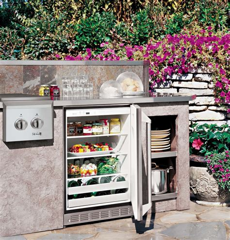 monogram zdodhss   undercounter outdoorindoor refrigerator   cu ft capacity