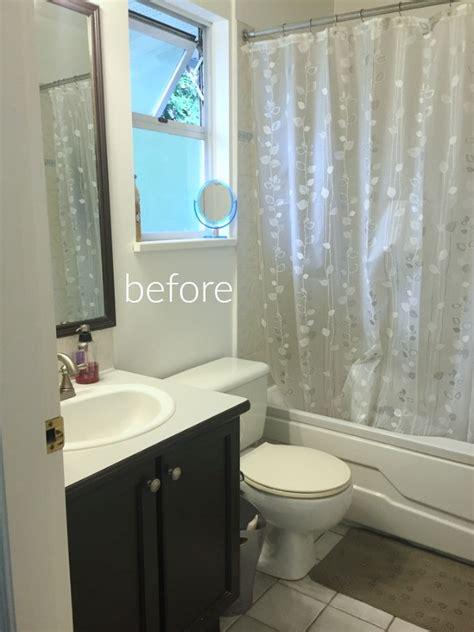 small bathroom renovation   tips    feel