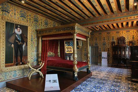 chambre d h e blois les appartements royaux château royal de blois