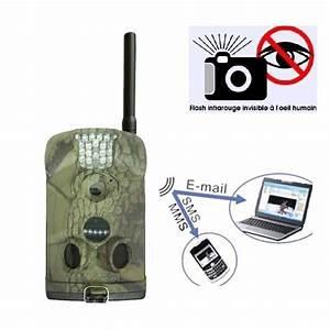 Camera Surveillance Exterieur Sans Fil Autonome : camera de surveillance autonome protege vos biens ~ Dallasstarsshop.com Idées de Décoration