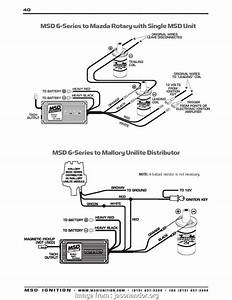 Msd  Part Number 6420 Wiring Diagram New New  6al Wiring