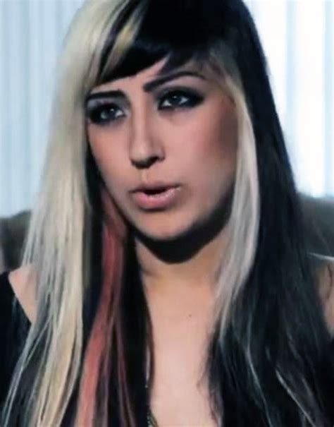 Hair Color Black With Blonde Streaks Dye