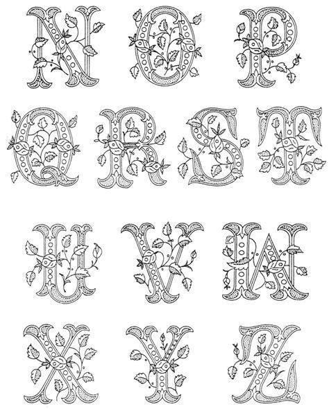 imagenes del abecedario dibujos de letras  colorear colorear imagenes