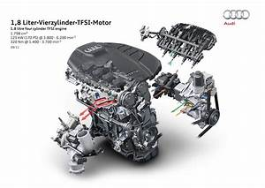 2012 Audi A5 1 8 Tfsi Engine Technical Drawing