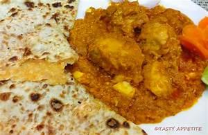 Hyderabadi Chicken Masala / Andhra Chicken Curry / Chicken ...