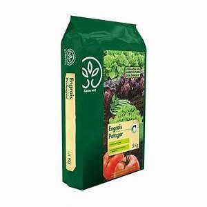 Carré Potager Gamm Vert : engrais potager 5 kg gamm vert plantes et jardins ~ Dailycaller-alerts.com Idées de Décoration