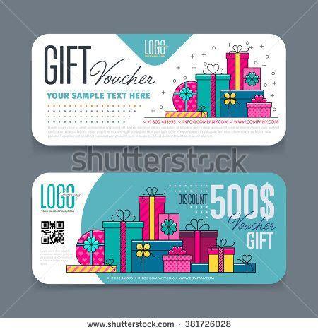 gift voucher template discount voucher gift certificate