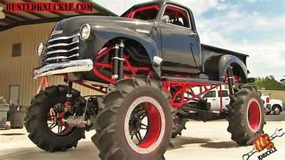 Mud Truck Mega Sick 1950 Chevy Block