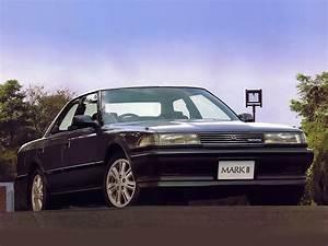 Toyota Mark Ii 1988  1989  1990   U0441 U0435 U0434 U0430 U043d  6  U043f U043e U043a U043e U043b U0435 U043d U0438 U0435  X80