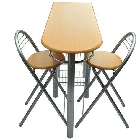 Kitchen Chairs Breakfast Bar by Vidaxl Co Uk Kitchen Breakfast Bar Table And Chairs