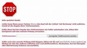 Kunde Zahlt Rechnung Nicht : klarna ist versicherter kauf auf rechnung amp ratenkauf f r ihre endkunden ~ Themetempest.com Abrechnung