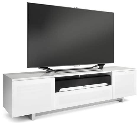 white tv cabinet bdi nora slim white gloss tv cabinet
