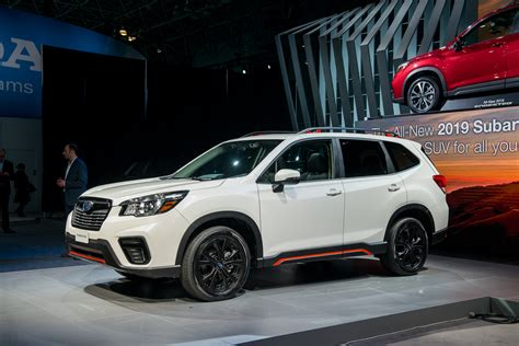 2019 Subaru Forester Sport by 2019 Subaru Forester The Crossover Suv That Watches You
