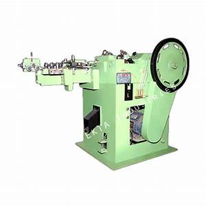 Wire Nail Making Machine Ei N3 At Rs 370000   Piece