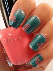 easy nail designs i feel polished striping nail