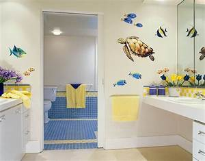 Kids bathroom ideas worth to try for Bathroom ideas for boy and girl