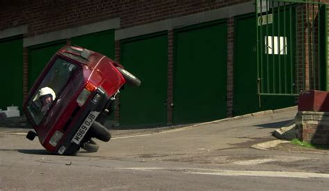 clarkson admits flipping reliant robin  rigged  octane