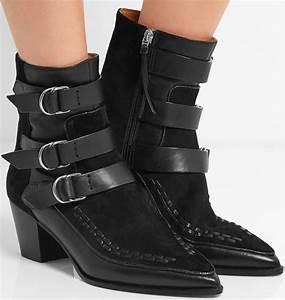 Marant etoile dickey boots