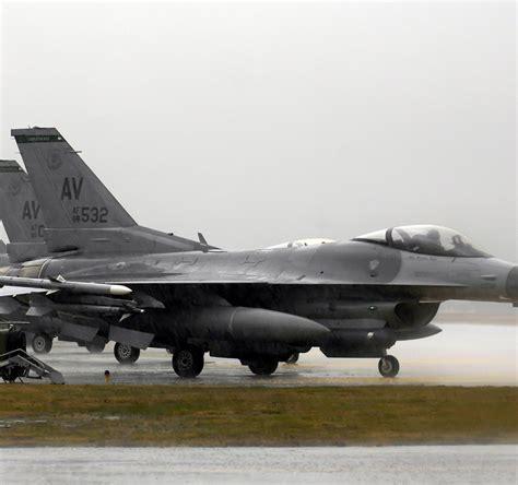 F 16 Fighting Falcons Operation Iraqi Freedom 4k