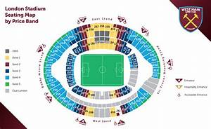 First Direct Arena Seating Chart Olympic Stadium Seating Plan London 2017 Rows